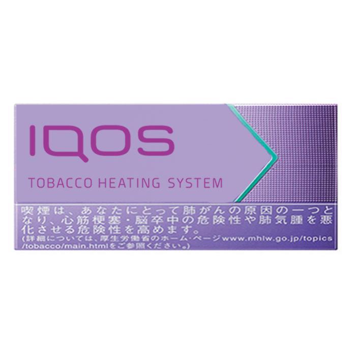 IQOS Marlboro Heets Purple Menthol Dubai