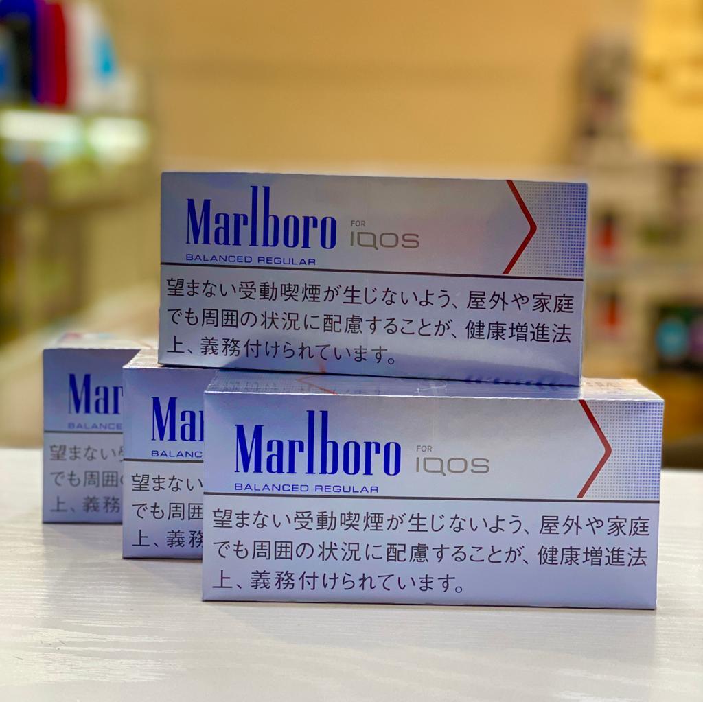 IQOS Marlboro Heets Balanced Regular