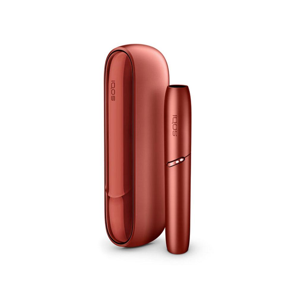 IQOS 3 DUO Kit Copper Limited Edition