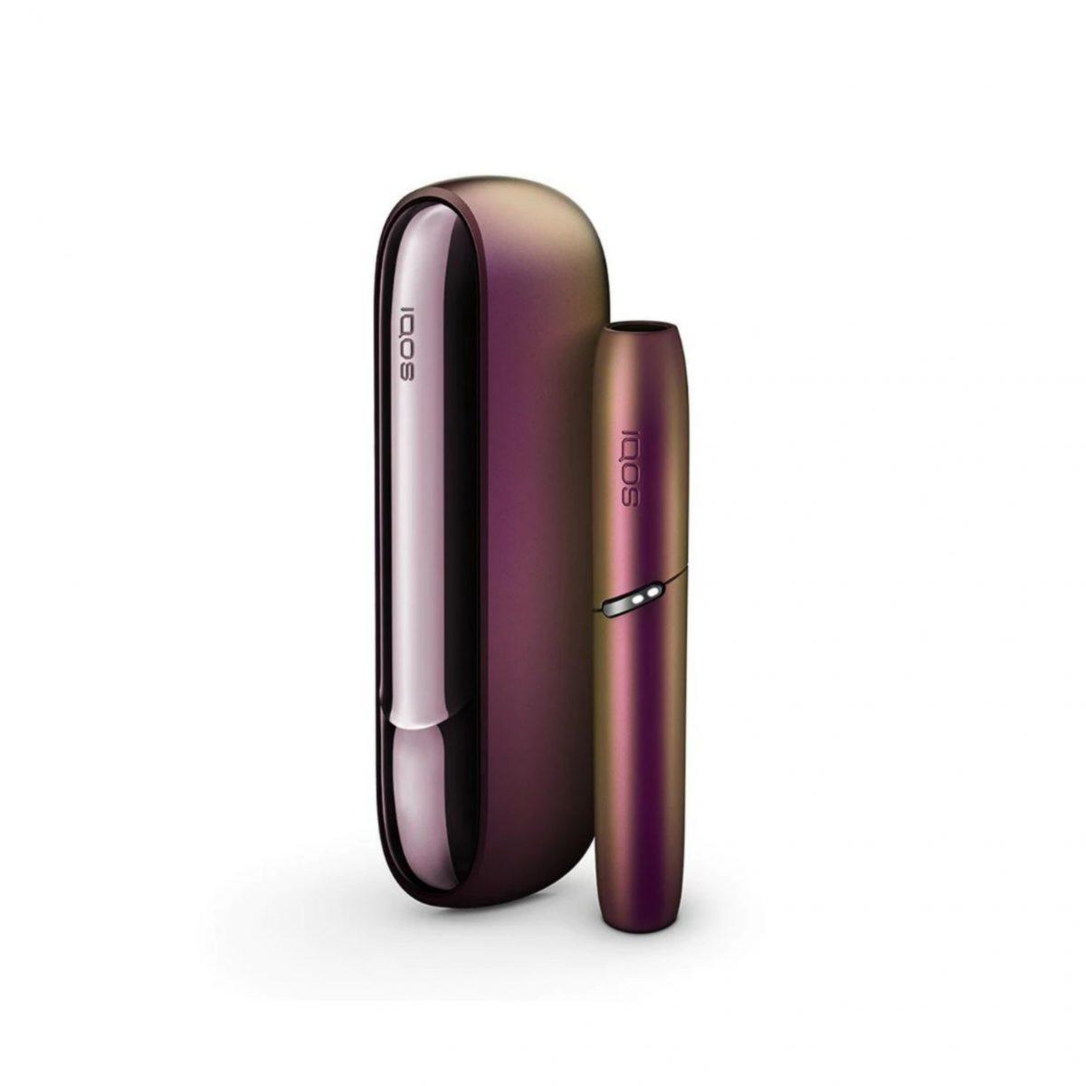 IQOS 3 Duo Exclusive Traveler Edition Purple